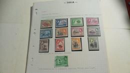 DM137 GHANA - GUYANE LOT FEUILLES NEUFS / OB A TRIER COTE+++ DÉPART 10€ - Sammlungen (im Alben)