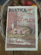 """Ancienne Revue Des Campagnes """" Rustica """" Sur La Nature Et Le Jardinage - 4 Septembre 1955 - Giardinaggio"""