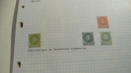 DM138 ARGENTINE GROS LOT FEUILLES NEUFS / OB A TRIER COTE+++ DÉPART 10€ - Sammlungen (im Alben)