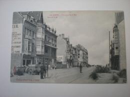 LA PANNE 1905 - L'AVENUE DE LA MER ALBERT SUGG SERIE 41 N° 41 - De Panne