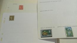 DM139 SAINT VINCENT LOT FEUILLES NEUFS / OB A TRIER COTE++ DÉPART 10€ - Sammlungen (im Alben)