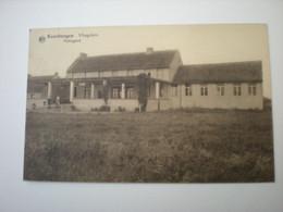 KEERBERGEN 1909 - VLIEGPLEIN - AEROGARE - Keerbergen