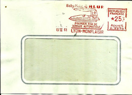 Ema Havas G 1961 Baby Fer Repasser De Voyage Calor Metier Textile  69 Lyon Monplaisir C29/02 - Fabbriche E Imprese