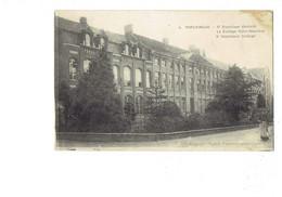 Cpa - Belgique - Poperinge (Poperinghe ) - Collège Saint Stanislas - 1918 - Sansen Vanneste N°4 - - Poperinge