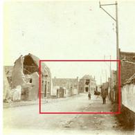 FEINDESLAND .62(Pas De Calais)Souchez LOOS Lievin Angres (1-12)  Soldats Allemande Guerre 14-18  Photo  WWI - 1914-18
