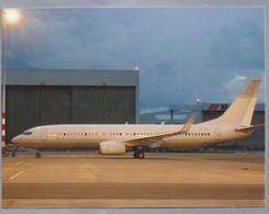 LUCHTVAART. VLIEGTUIG. AVION. - VP-BZL -.  AIRLINES. AIRCRAFT Boeing 737-8DV - Aviazione