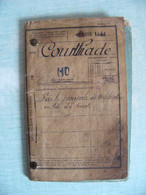 Livret Militaire Et Fascicule De Mobilisation Classe 1888 C....  Né En 1868 à Lannes Lot Et Garonne - Sonstige