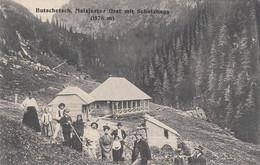 Siebenbürgische Karpaten - Butschetsch -Bucegi , Schutzhaus, Hütte  , Hiking , Râșnov  , Brasov , Kronstadt - Romania
