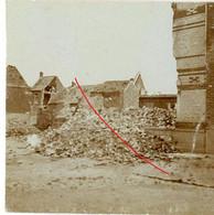 FEINDESLAND .62(Pas De Calais)Souchez LOOS Lievin Angres (8-12)  Soldats Allemande Guerre 14-18  Photo  WWI - 1914-18