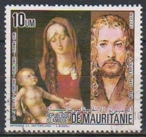 MAURITANIE - Timbre N°546 Oblitéré - Mauritanie (1960-...)