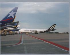 LUCHTVAART. VLIEGTUIG. AVION. - N758SA -.  SOUTHERN AIR. Boeing 747-281F - Aviazione