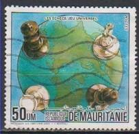 MAURITANIE - Timbre N°548 Oblitéré - Mauritanie (1960-...)