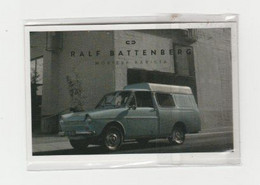 Pas-pass DAF 33 Dafeïne Card - Other Collections