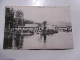 D 52 - Joinvile - La Marne Et Le Fourneau - Joinville