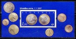 Slovenia 2007 Eslovenia / Euro Coins MNH Monedas Münzen / 3009  38-57 - Münzen