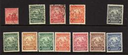 Barbades  (1904-1941)  - T Serie Courante   - Neufs** Ou Oblit - Barbados (...-1966)