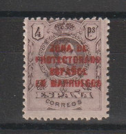 Maroc Espagnol 1921 Yv 90 ** MNH - Spanisch-Marokko