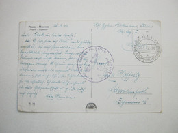 1942 , PILSEN - DDP , Klarer Stempel Auf Feldpostkarte - Allemagne