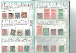 Carnet De LUXEMBOURG - 9 Scans - Sammlungen (im Alben)