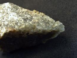 Coloradoite On Matrix ( 2.5 X 2 X 1.5 Cm ) - Cripple Creek Mining District, Teller Co., Colorado, USA - Minéraux