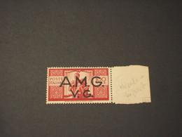 VENEZIA GIULIA - A.M.G.V.G. - 1945 DEMOCRATICA L. 100 - NUOVO(++) - 7. Triest