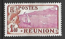 REUNION N°116 N* - Reunion Island (1852-1975)