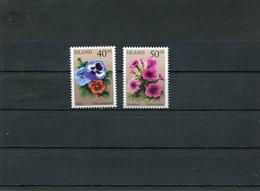 ICELAND Flowers 2000 MNH. - Nuevos