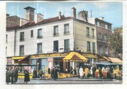 3655. Vincennes, Le Tabac Le Marigny - Vincennes