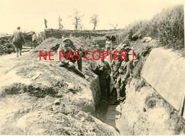 PHOTO ALLEMANDE - POSTE SANITAIRE A LA MAISON BLANCHE PRES D' ARRAS PAS DE CALAIS - GUERRE 1914 1918 - 1914-18