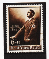 RAD319 DEUTSCHES REICH 1939  MICHL 701  Gestempelt SIEHE ABBILDUNG - Oblitérés