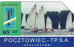 POLAND - Sailing, Used - Sport
