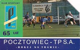 POLAND - Field Hockey, Tirage 72800, Used - Sport