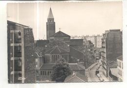 Vincennes Saint Mandé, La Rue Plisson Et L'Eglise, St Louis De Vincennes - Vincennes