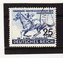 RAD321 DEUTSCHES REICH 1942  MICHL 814  Gestempelt SIEHE ABBILDUNG - Oblitérés