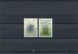 ICELAND Flowers 2002 MNH. - Nuevos