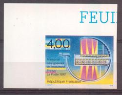 Superbe Coin De Feuille Guerre D'Indochine YT 2791 De 1993 Sans Trace Charnière - No Dentado