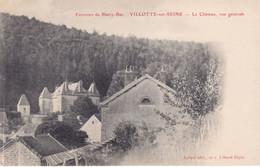 Environs De Blaisy-Bas – Villotte Sur Seine Le Château Vue Générale - Other Municipalities