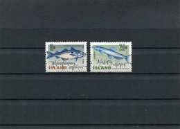 ICELAND Fishes 2000 MNH. - Nuevos