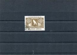 ICELAND Falcan 1986 CTO. - 1944-... República