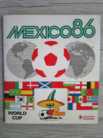 Album Figurine Panini World Cup Mexico 86 1986 Avec Poster Publicité La Vache Qui Rit - Panini