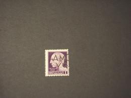 VENEZIA GIULIA - A.M.G.V.G. - 1945/7 CESARE L.1, Soprastampa Spostata A Destra- NUOVO(++) - 7. Triest
