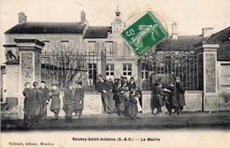 BOUSSY SAINT ANTOINE - La Mairie - Autres Communes