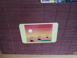 Prepaidcard Megaphone Belgium Used  Rare - Bélgica
