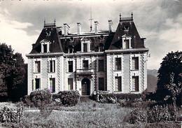 38 ISERE Le Chateau De Montvinay à VINAY - Vinay
