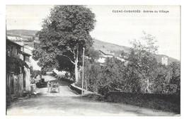 Cuxac Cabardès Entrée Du Village - Altri Comuni