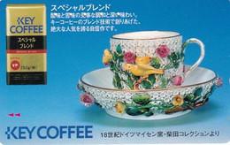 JAPAN - Key Coffee(110-016), Used - Japón