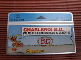 Marsupilami Phonecad BD Chaleroi 1993 - Comics
