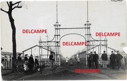 Orginal Photo Krijgsgevangene Kamp Zeist Nederland Harderwijk  Camp Prisoniers De Guerre ZEIST HOLLAND - 1914-18