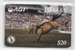 Canada AGT, Hello Phone Pass, $20 Mint Phone Card, Expired, # Canadan-4 - Canada