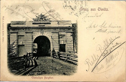 1902 - OLOMOUC  , Gute Zustand, 2 Scan - Czech Republic